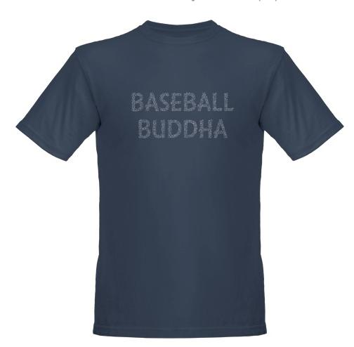 Baseball Buddha Organic T-Shirt