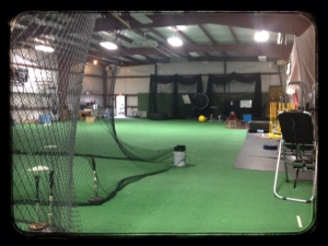 The Baseball Academy!