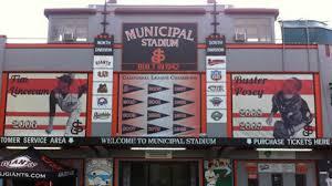 San Jose Municipal Stadium!
