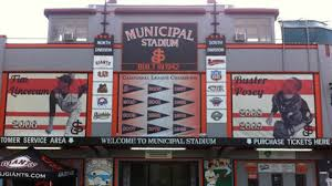 San Jose Municipal Stadium!