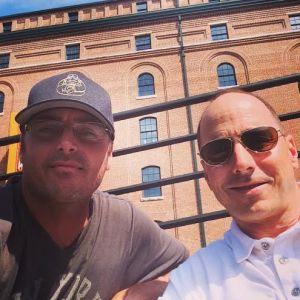 Brain Cashman, GM of the Yankees!